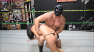 1620-Masked Dude Meets Jackylyn – Stripdown