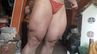 Big  quads  and glutes
