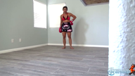 TOMIKO VACANT HOUSE POV BOXING