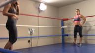 05 Jennifer Thomas vs Allie Parker- Low Blow Match