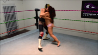 1002R-Are We Gonna Fuck or Fight?  Mixed Maledom Wrestling