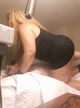 Hard Belly punching, trampling, stomach sitting and standing - part 2