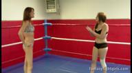 FFGCOMP019 Comp Lingerie Catfight: Betty vs Veronika