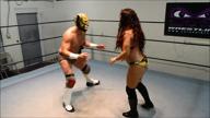 1626-El Cheatahs Triumph - Mixed Maledom Wrestling