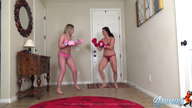 TOMIKO VS ABBY MARIE BOXING