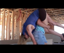 LIFT AND CARRY CONSTRUCTION TO SEX SLAVE